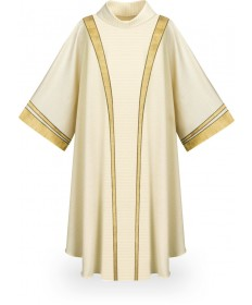 Dalmatic in Cantate Fabric by Slabbinck