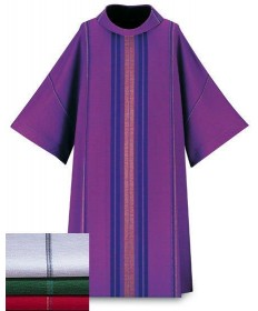 Dalmatic by Slabbinck in Moses Fabric