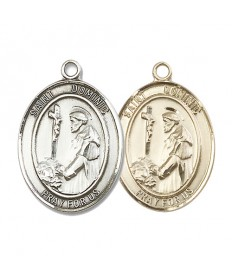 "Saint Dominic Medal - 1"" Oval"