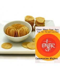"1-1/2"" Gluten Free Altar Bread by Ener-G Foods (Box of 40-50)"