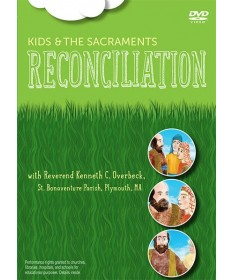 Kids and the Sacraments: Reconciliation DVD