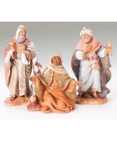 "Fontanini 5"" Three Kings Set"