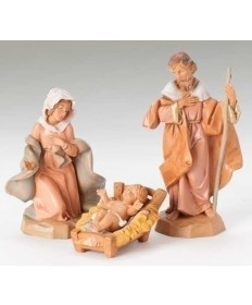 "Fontanini 5"" Holy Family Nativity Set"