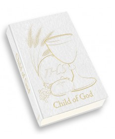 First Communion Prayer Book - Child of God
