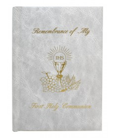 Missal for Girls - Remembrance Of My First Holy Communion