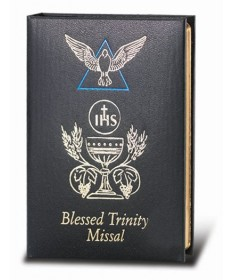Missal for Boys - Blessed Trinity