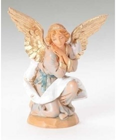 "Fontanini 5"" Kneeling Angel"