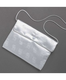 First Communion Satin Purse for Girl