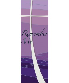 Digital Printed Banner - Remember Me