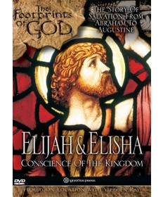 Footprints of God: Elijah & Elisha DVD