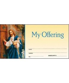 General Offering Envelopes - Good Shepherd