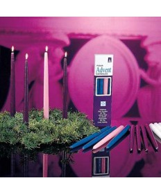 Advent Candle Sets for Home Use