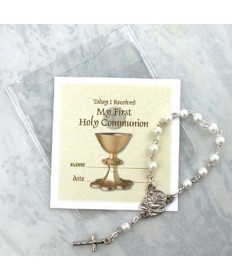 First Communion One Decade Rosary