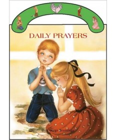 Board Book with Handle - Daily Prayers