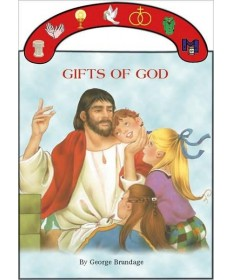 Board Book with Handle - Gifts Of God