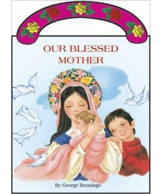 Board Book with Handle - Our Blessed Mother