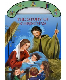 Story of Christmas Board Book with Handle
