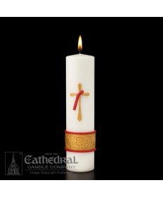 "Deacon Candle - 3"" x 12"""