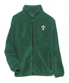 Deacon Ice Berg Fleece Jacket - Green