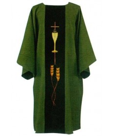 Dalmatic by Harbro with Embroidery