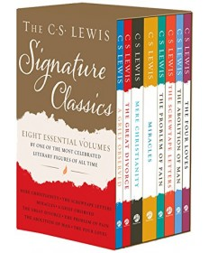 C. S. Lewis Signature Classics (8-Volume Box Set)