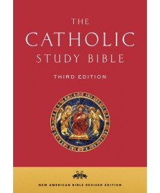 NABRE Catholic Study Bible HC - Third Edition