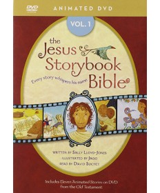 The Jesus Storybook Bible Animated DVD - Volume 1