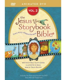 The Jesus Storybook Bible Animated DVD - Volume 2
