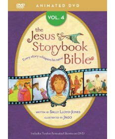 The Jesus Storybook Bible Animated DVD - Volume 4