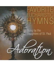Adoration: Favorite Eucharistic Hymns (Double CD)