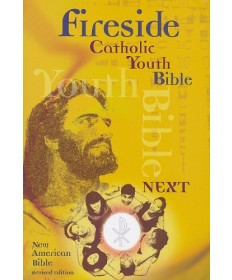 NABRE Fireside Catholic Youth Bible: Next! - Leather