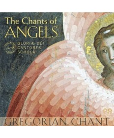 Chants of Angels: Gregorian Chant CD