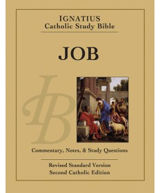 Ignatius Catholic Study Bible: Job