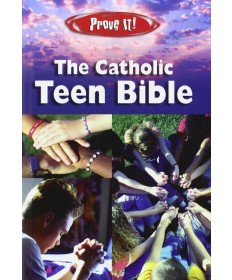 NABRE Prove It! Catholic Teen Bible