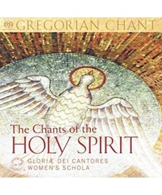 Chants of the Holy Spirit: Gregorian Chant CD