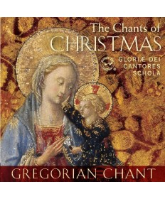 Chants of Christmas CD