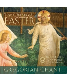 Chants of Easter: Gregorian Chant CD