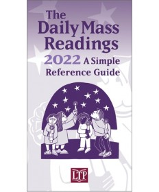 Daily Mass Readings 2022: A Simple Reference Guide