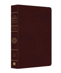 KJV Study Bible - Indexed