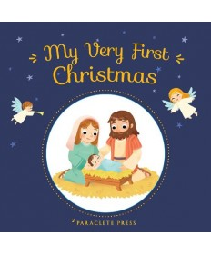Board Book - My Very First Christmas