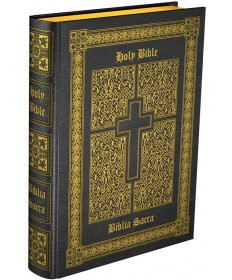 Douay-Rheims & Clementina Vulgata Bible (English and Latin Edition)