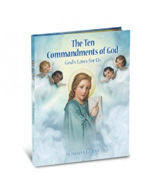 Gloria Stories - Ten Commandments: God's Laws for Us