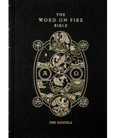 Word on Fire Bible: The Gospels Hardcover