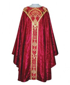 ∗SALE∗ Chasuble by Hayes & Finch - Red