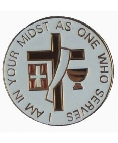 Permanent Deacon Lapel Pin