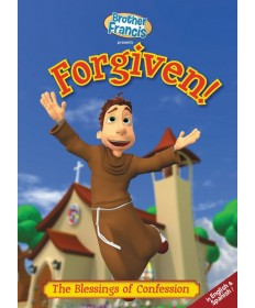 Brother Francis DVD #4 - Forgiven: The Blessings of Confession