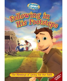 Brother Francis DVD #9 - Following in His Footsteps