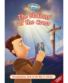 Brother Francis DVD #14 - The Stations of the Cross