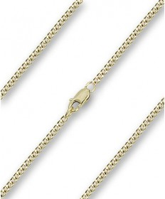 "24"" Chain Gold Filled with Clasp (2.15mm)"