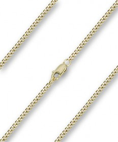 "18"" Chain 14KT Gold with Clasp (2.15mm)"